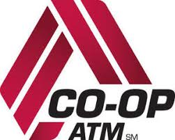Co-op ATM locator logo