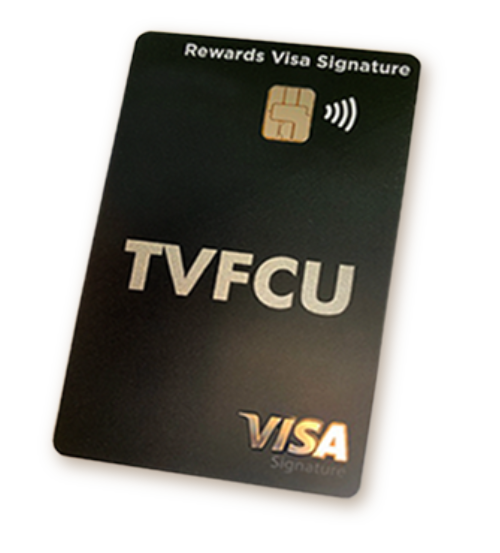 TVFCU Rewards Visa Signature